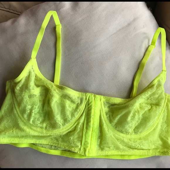Free People Other - Free People Underwire Bralette